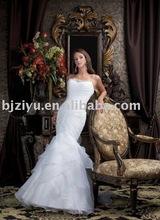 2013 the fashionable style women wedding dress