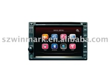 DV-6514 6.2'' special car dvd player with car GPS Radio Bluetooth IPod and ISDB DVB-T