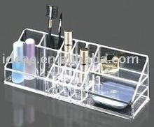 acrylic clear cosmetic organizers