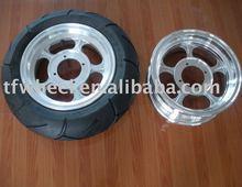 Motocycle wheel 10x3.5 &10x4,12x3.5&12x4