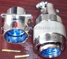 Military connectors