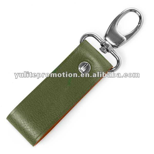 Leather key fob,Pu key ring, PVC key ring