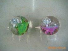55mm Crystal flashing ball