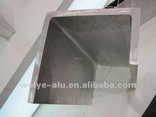Industry Aluminium Profile 6000 Series