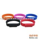 Silicon Bracelet USB Flash Drive