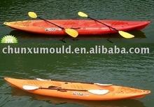rotational molding kayak,canoe,sea kayak mould rowing boat