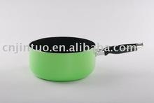 Aluminum Non-Stick Ceramic Coating Saucepan