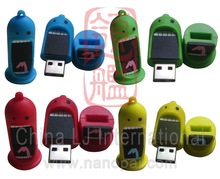 promotional gift cartoon usb pen drive, special cute design usb drive