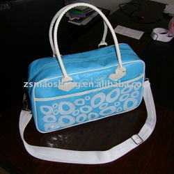 Promotional bag and travel bag(Patent PU)