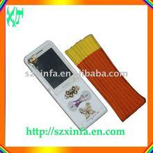 2012 hot selling shrinkable cell phone bag