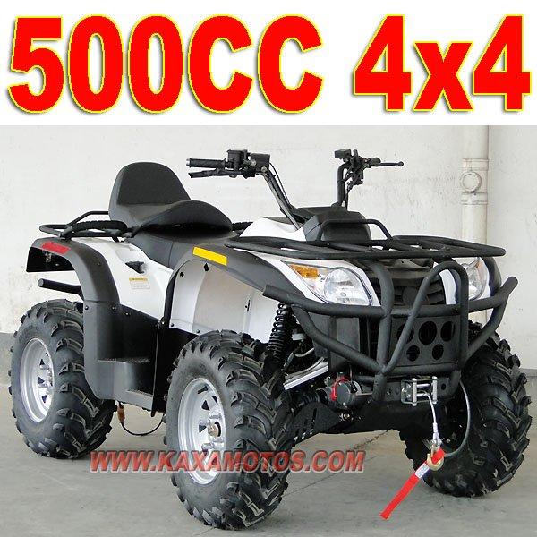 EEC 4x4 ATV 500cc