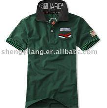 2012 OEM hot sale 95% cotton 5% lycra polo t shirt