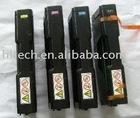 compatible color toner cartridge Ricoh Aficio SP C220/221/222