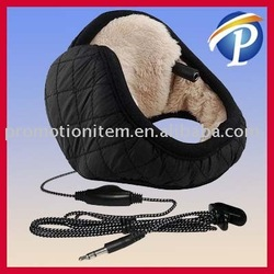 2010 NEW Fashion Winter music warm earmuffs (Mini speaker)