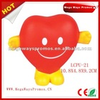 Promotional Stress Heart Toy