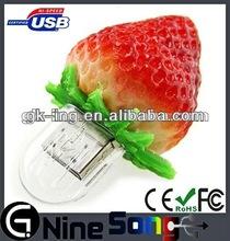 Cute Strawberry USB Storage