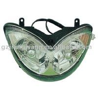 motorcycle head lamp