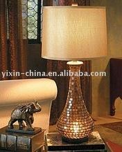Mosaic Table Lamp/Lantern