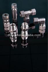 Stainless Steel Ferrule Tube Fittings