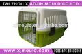 De plástico para mascotas jaula de perro de moldes de inyección proveedor, Plástico perro de la casa del molde