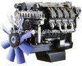 L'eau- refroidi. k4100p 4- cylindres diesel de puissance stationnaire pour la vente