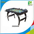 Bambini calcio da tavolo in legno, tavola di legno partita di calcio, calcetto giocattolo js026498