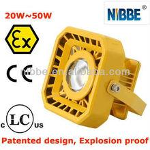 CE high power CSA/UL led hazardous area light