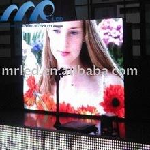 indoor electronic rolling display