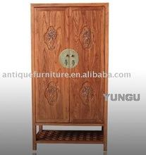 2-door shoe cabinet,Chinese antique shoe cabinet