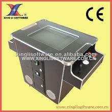 Arcade Cocktail Game machine (2 sides,2 players) / XL-CG1587E
