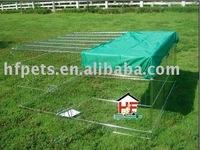 Cheap High Quality Folding Metal Rabbit Cage