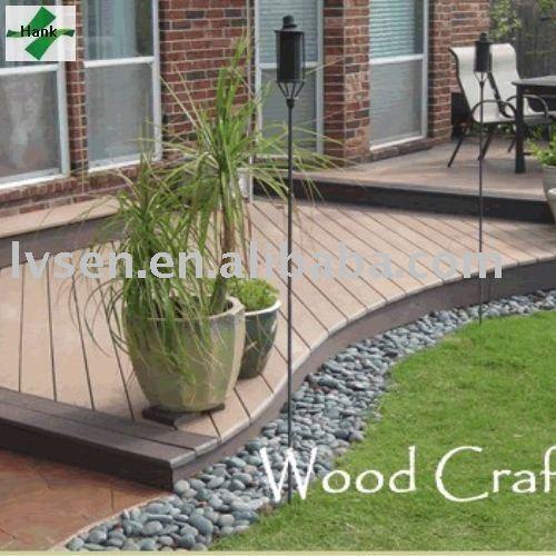 abdeckkappe wpc f r terraza terrassendielen pictures to pin on pinterest. Black Bedroom Furniture Sets. Home Design Ideas