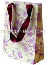 2012 recycle shopping bag,promotional paper bag