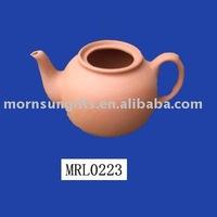 Terracotta exotic teapot flower planters