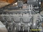 Mercedes benz OM442la engine