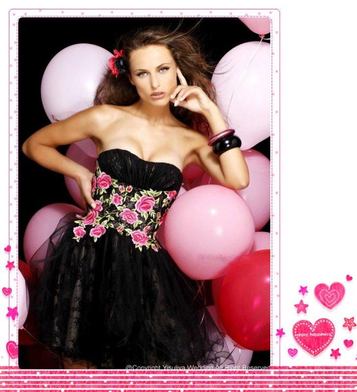 2012Fashion Audrey Hepburn Style Party Dress