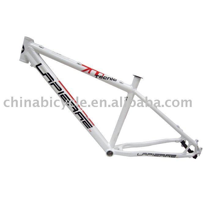 De alumínio peças de bicicletas