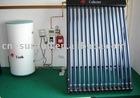high quality split Pressurized solar water heater