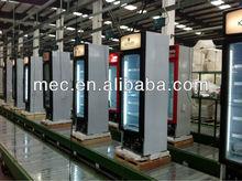 freezer showcase;cooling showcase