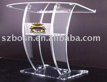Acrylic Podium & Lectern,Plexiglass Rostrum & Dais,Lucite Pulpit & Platform