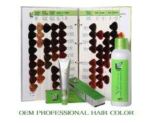Professional OEM Hair Dye