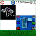 Alibaba rgb controlador dc 12v ir led manual 44-key led controlador de ir