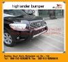 TOYOTA HIGHLANDER car auto accessories 2009+ chrome