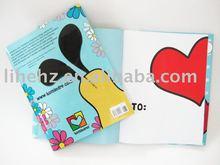 New fancy testing passed children's book printing