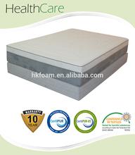 Memory foam mattress-Gel memory foam