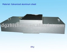 Galvanized clean room fan filter unit (FFU unit)