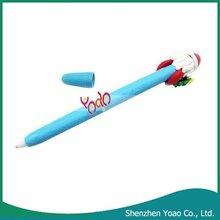 Christmas Gift Santa Claus Pen Ballpoint Pen 2 Pcs