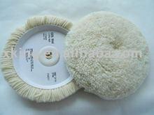 wool buffing pad for polishing car paint