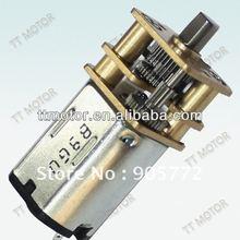 3v mini gear motor for electric lock