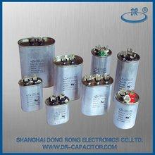 CBB65B air conditioner capacitor(SH P2 50/60Hz CLASS A CE ROHS SGS TUV DIN UL CSA CQC ISO9001)